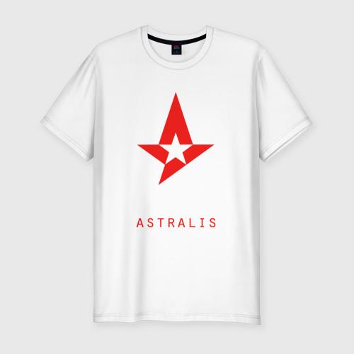 Мужская футболка премиум  Фото 01, Astralis - The Form