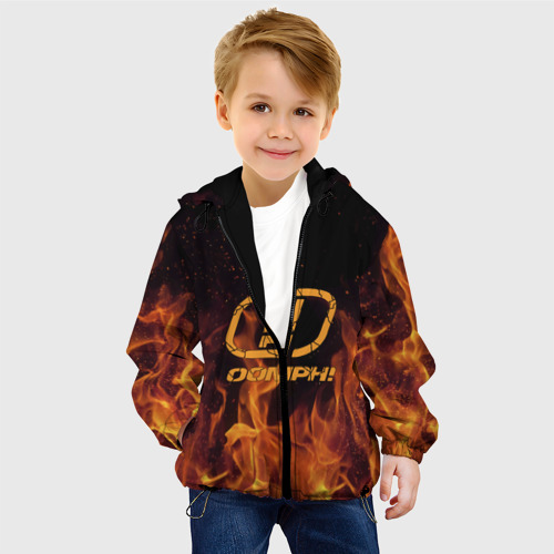 Детская куртка 3D  Фото 03, OOMPH!