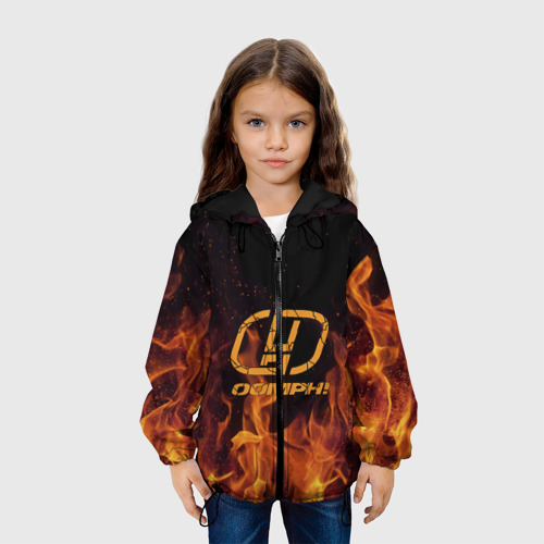 Детская куртка 3D  Фото 04, OOMPH!