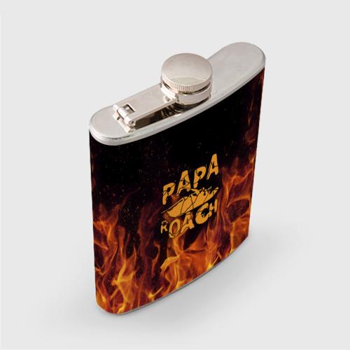 Фляга  Фото 02, Papa Roach