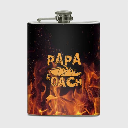 Фляга  Фото 01, Papa Roach