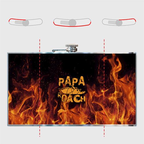 Фляга  Фото 05, Papa Roach