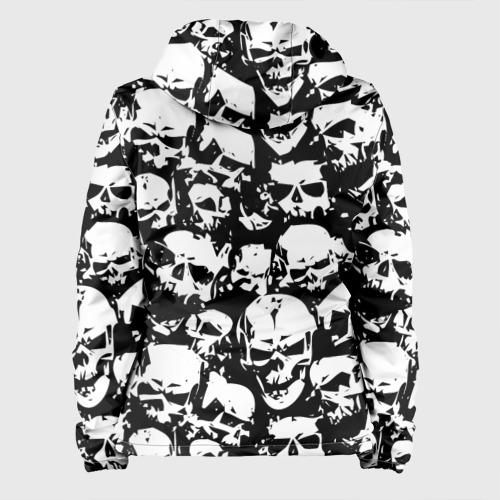Женская куртка 3D  Фото 02, черепа