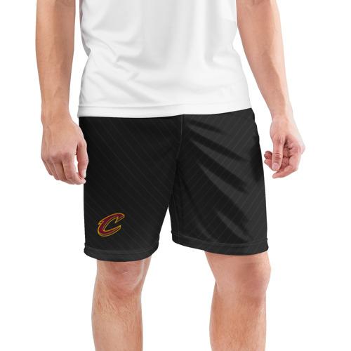 Мужские шорты спортивные Cleveland Cavaliers форма шорты Фото 01