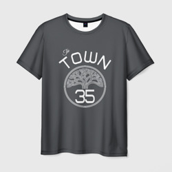 Kevin Durant форма GSW Town