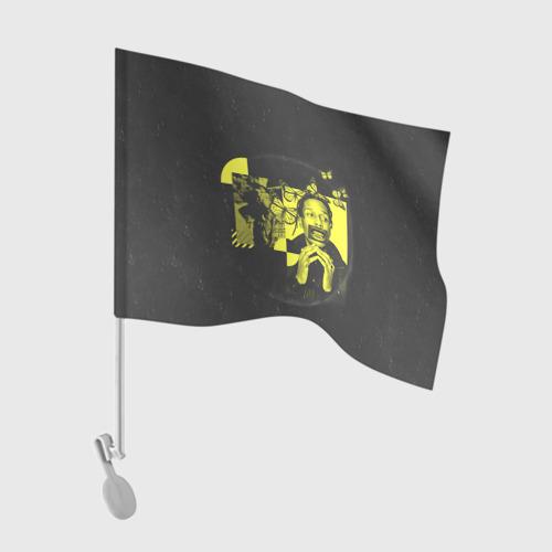 Флаг для автомобиля ASAP Rocky. TESTING Фото 01