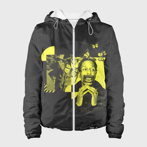 Женская куртка 3D ASAP Rocky. TESTING Фото 01