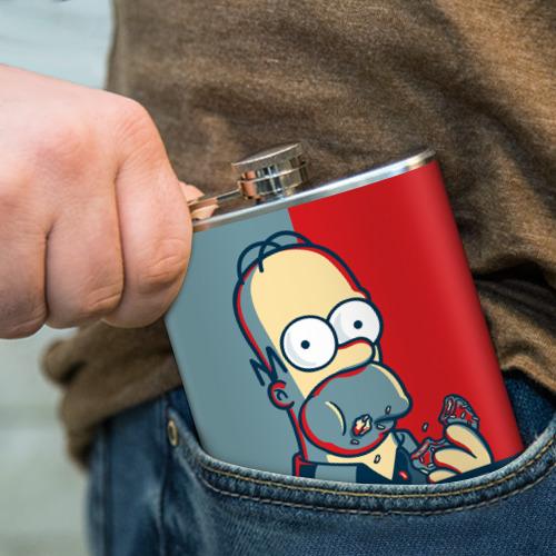 Фляга  Фото 04, Homer Simpson (D'OH!)