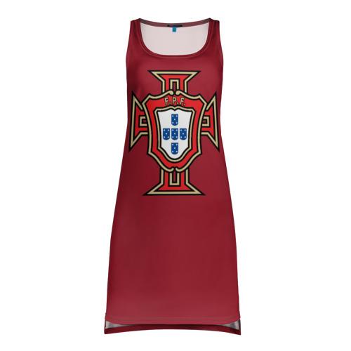 Платье-майка 3D Сборная Португалии