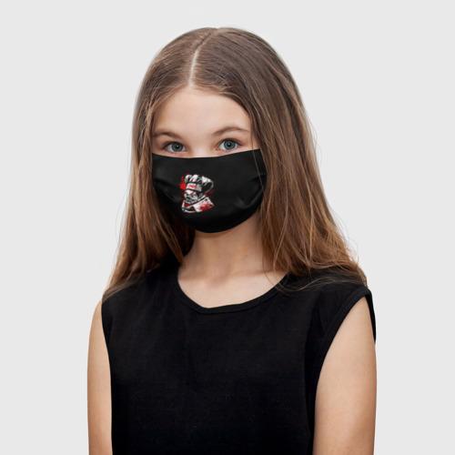 Детская маска (+5 фильтров) Pudge One фото