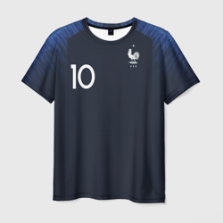 Mbappe home WC 2018