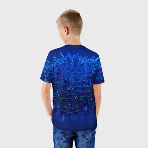 Детская футболка 3D  Фото 02, Detroit:become human