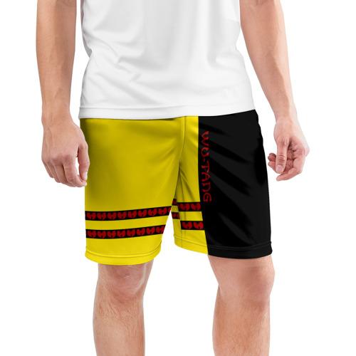 Мужские шорты 3D спортивные  Фото 03, Wu-Tang