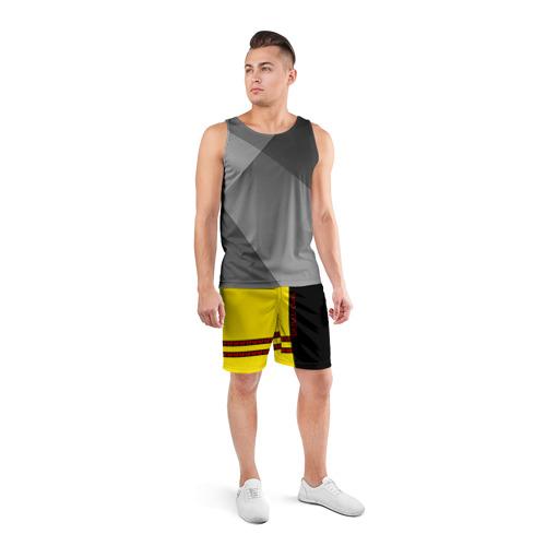 Мужские шорты 3D спортивные  Фото 04, Wu-Tang