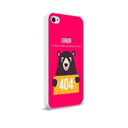 Чехол для Apple iPhone 4/4S soft-touch  Фото 02, Ошибка 404