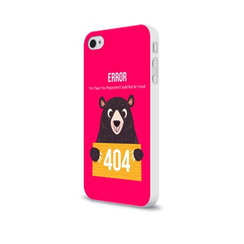 Чехол для Apple iPhone 4/4S soft-touch  Фото 03, Ошибка 404