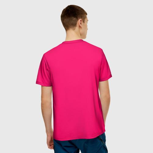 Мужская футболка 3D Ошибка 404 Фото 01