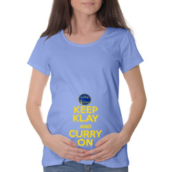 Keep Klay and Curry On