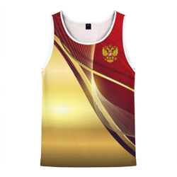 RUSSIA SPORT: Red and Gold