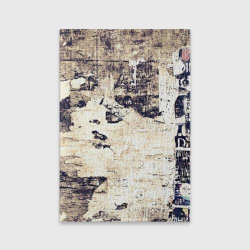 Обложка для паспорта матовая кожа Городской стиль Фото 01
