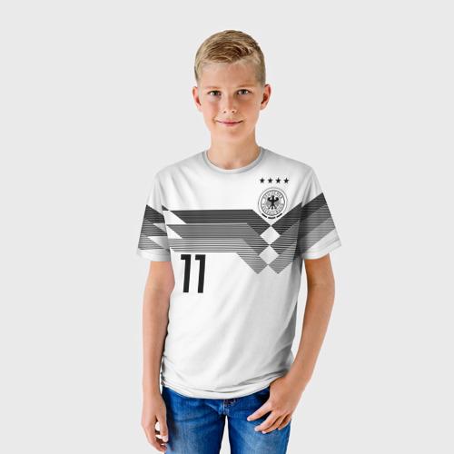 Детская футболка 3D Reus home WC 2018
