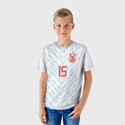 Ramos away WC 2018
