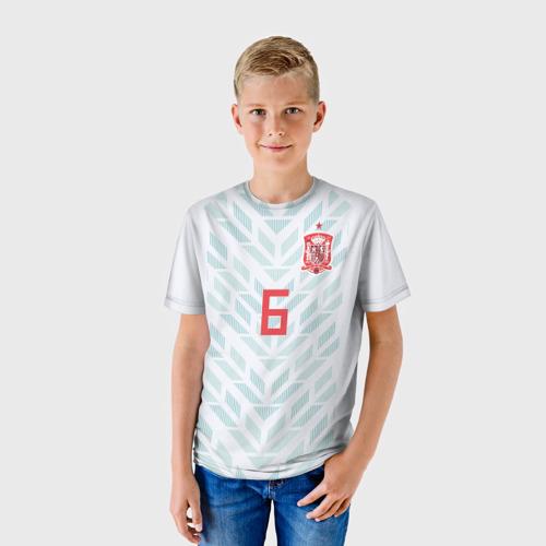 Iniesta away WC 2018