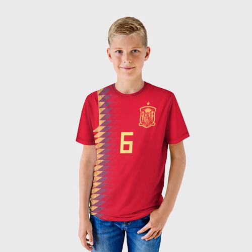 Iniesta home WC 2018