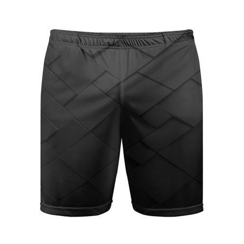 Мужские шорты 3D спортивные  Фото 01, Abstraction