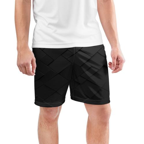 Мужские шорты 3D спортивные  Фото 03, Abstraction