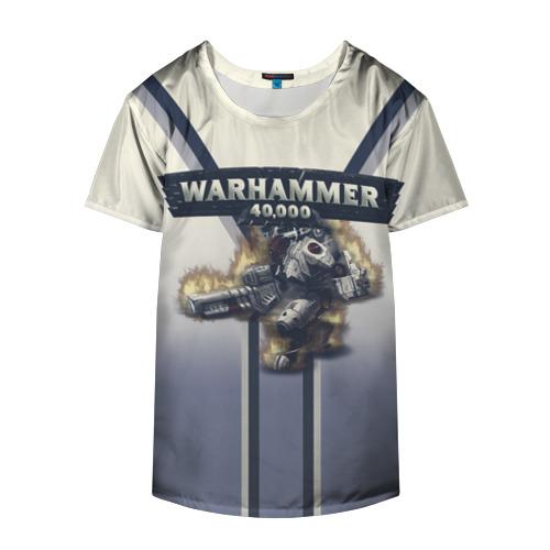 Накидка на куртку 3D  Фото 04, Warhammer 40000: Tau Empire