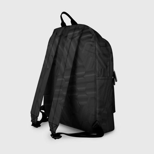 Рюкзак 3D Карбоновые соты Фото 01