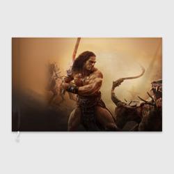 Conan Exiles, Conan,  Хайбория, А'канна, Конан