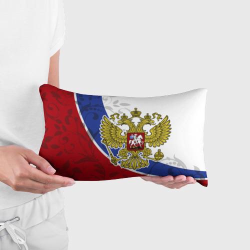 Подушка 3D антистресс Россия Спорт Фото 01