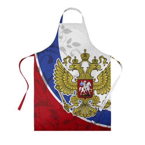 Фартук 3D Россия Спорт Фото 01