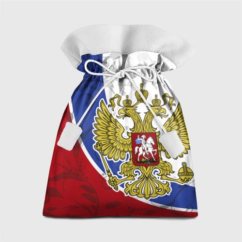 Подарочный 3D мешок Россия Спорт Фото 01