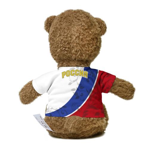 Миша в футболке 3D Россия Спорт Фото 01