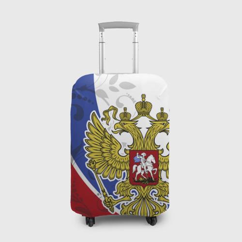 Чехол для чемодана 3D Россия Спорт Фото 01