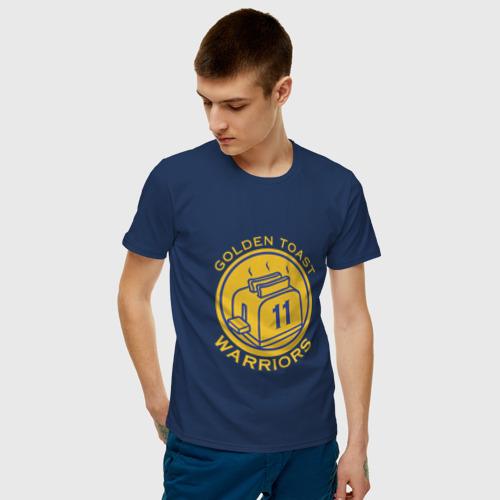 Мужская футболка хлопок  Фото 03, Golden Toast Warriors