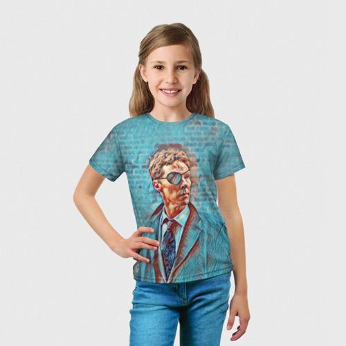 Детская футболка 3D Melrose Фото 01