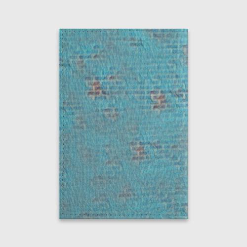 Обложка для паспорта матовая кожа Melrose Фото 01
