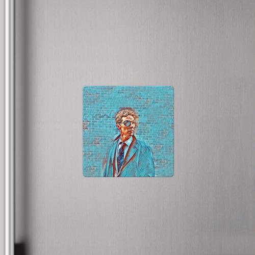 Магнит виниловый Квадрат Melrose Фото 01
