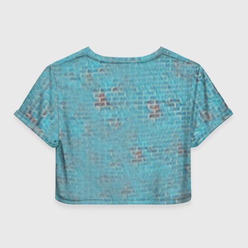Женская футболка Cropp-top Melrose Фото 01
