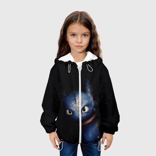 Детская куртка 3D как приручить дракона Фото 01