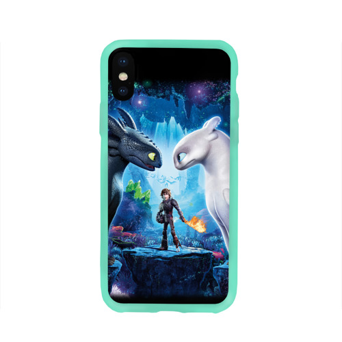 как приручить дракона, цвет: голубой, фото 6