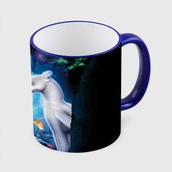 как приручить дракона, цвет: Кант синий, фото 24