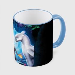 как приручить дракона, цвет: Кант небесно-голубой, фото 0