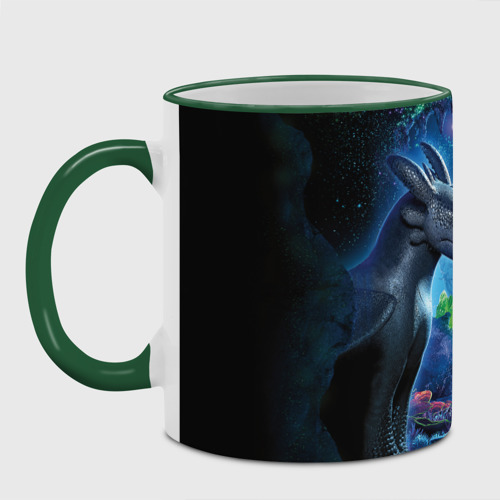 как приручить дракона, цвет: Кант зеленый, фото 23