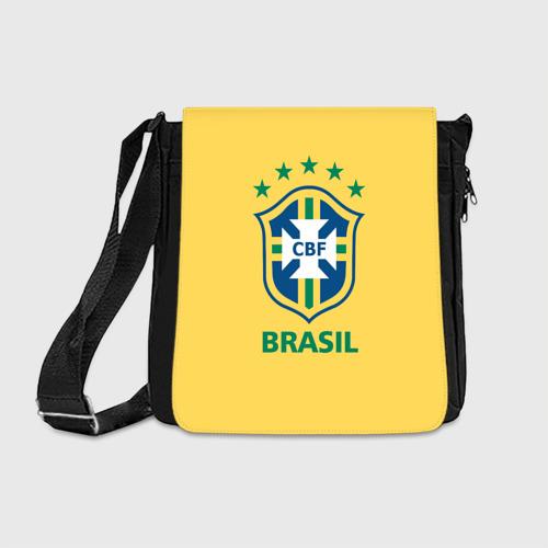 Сумка через плечо Сборная Бразилии  Фото 01