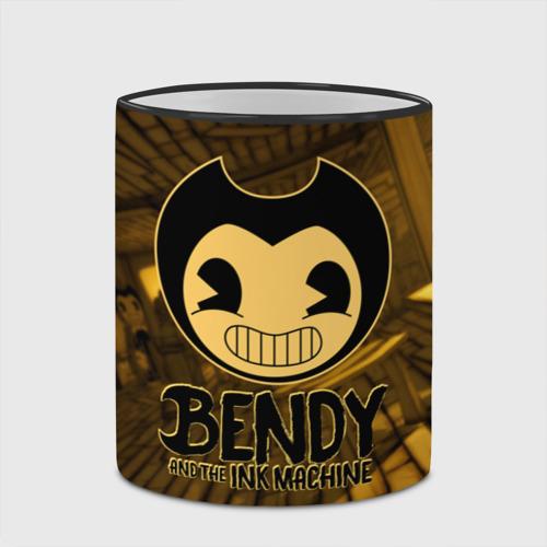 Кружка с полной запечаткой Bendy and the ink machine (33) Фото 01